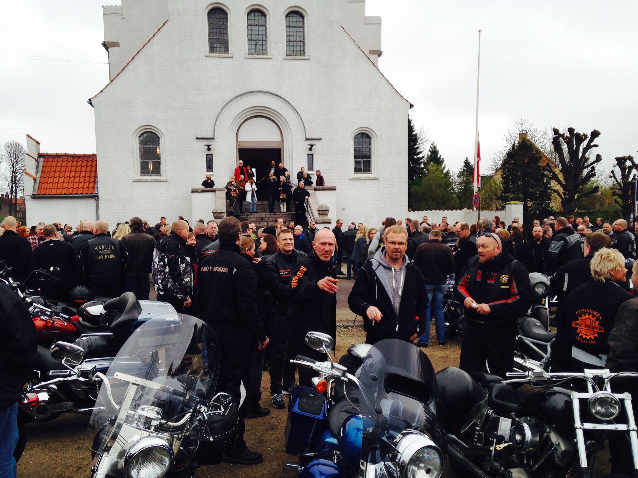 Boysens begravelse klubmedlemmer