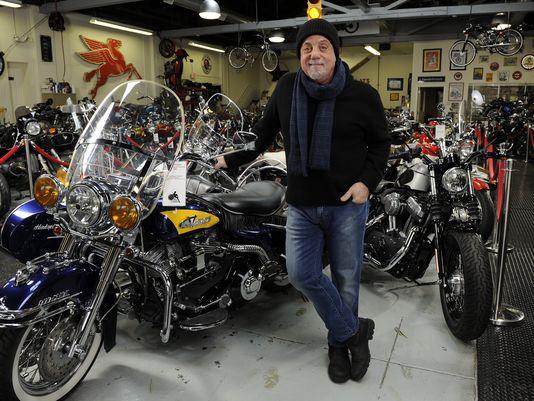 Harley - Billy Joel