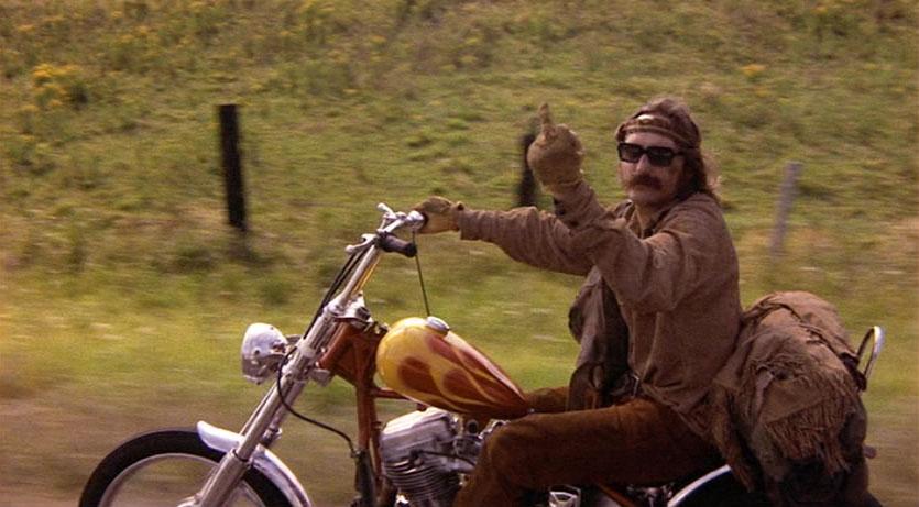 Harley - Dennis Hopper