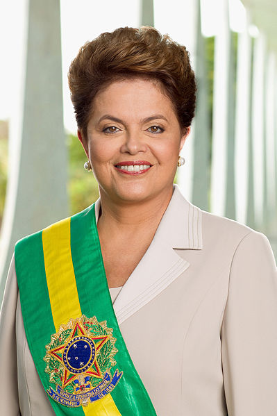 Dilma Rousseff - Brasiliens Harley-glade præsident